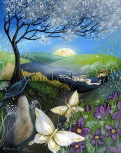 Butterfly by Amanda Clark
