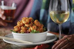 Bang Bang Shrimp from Bonefish Grill.