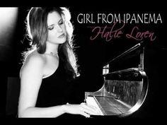 Halie Loren ~ Girl From Ipanema