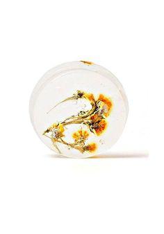 Naturalne okrągłe- polne kwiaty/Natural round- wildflowers