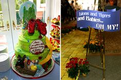 Wizard of Oz Baby Shower-haha oh dear!