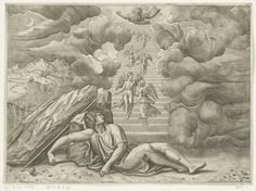 Jakobs droom, Jacobus Bos, 1530 - 1580