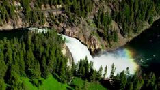 Yellowstone National Park is an ever-changing living landscape.