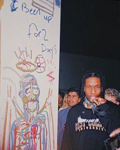 pinterestQueennTyyy Snapchat: Shabba.Racks✨ Odd Future, Asap Rocky Fashion, Lord Pretty Flacko, Feeling Pictures, A$ap Rocky, Hip Hop Art, Photo Wall Collage, Trippy, Pretty Boys