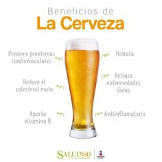 A tomar ceeveza