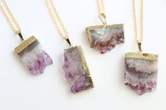 Hey, I found this really awesome Etsy listing at https://www.etsy.com/hk-en/listing/127877043/druzy-gold-amethyst-slice-raw-crystal