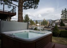 3BR/3BA Ideal Waterfront House w/ Private Hot Tub, Sleeps 8, South Lake Tahoe - Turnkey Vacation Rental