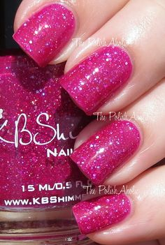 KBShimmer Summer 2013 Collection Swatches