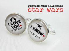 gemelos personalizados star wars