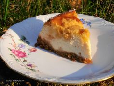 TRADITIONAL FINNISH BAKING RECIPES - Lemon Curd Cheesecake - Lady's Baking Lair