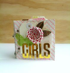 Caroli Schulz Scrapbooking: GIRLS - November Pep Rally Clique Kits