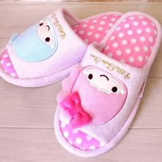 Little Twin Star Slippers