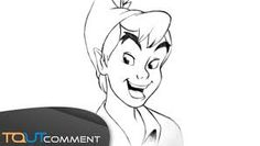 """Résultat de recherche d'images pour """"apprendre a dessiner un personnage disney"""""""