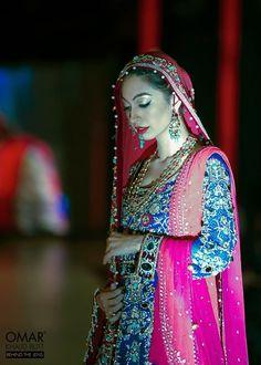 Designer : Mohsin Naveed Ranjha, Model Rubya Chaudry , Islamabad Fashion WEEk 2013, Pakistani Wedding Dresses, White Wedding Dresses, Pakistan Fashion Week, Pakistani Couture, India Culture, Desi Wear, Desi Wedding, Indian Bridal, Modest Fashion