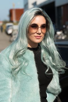 voorbereiding show Jennifer Hoeve Hair