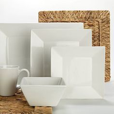 #zgallerie (2)  I chose these to match the white accent pieces I chose for the table.