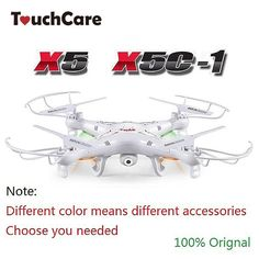 5C-1 Mini Rc Drone 6-Axis Remote Control Toys RC Helicopter Quad-copter With 2MP HD Camera or X5 No Camera Drone Helicopters
