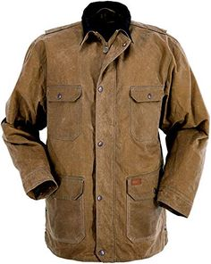 Scully Western Jacket Mens Suede Snap Point Collar Flap XL Maple 21