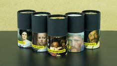 Masterpieces Never Sleep! (Concept) on Packaging of the World - Creative Package Design Gallery