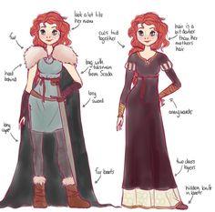 Wolke Dresses - Mericcup child by BellAnska on DeviantArt