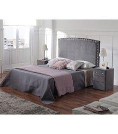 Comprar online Cabecero Tapizado de estilo contemporáneo modelo ARLES Bed, Furniture, Home Decor, Contemporary Style, Templates, Upholstered Headboards, Complimentary Colors, Cleaning Tips, Timber Frames
