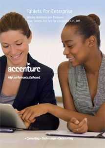 Tablets for Enterprise by Accenture