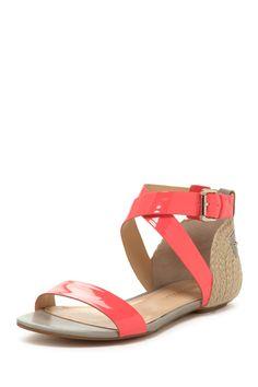Katira Flat Sandal on HauteLook