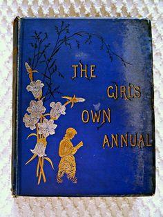 girls own annual 1880
