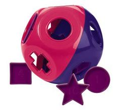 Classic shape o toy now available in a girly version.  My.tupperware.com/sarahbgraham