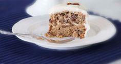 Maple pecan cake: http://gustotv.com/recipes/dessert/maple-pecan-cake/