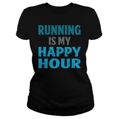 Running Is My Happy Hour (Blue) #gift #ideas #Popular #Everything #Videos #Shop #Animals #pets #Architecture #Art #Cars #motorcycles #Celebrities #DIY #crafts #Design #Education #Entertainment #Food #drink #Gardening #Geek #Hair #beauty #Health #fitness #History #Holidays #events #Home decor #Humor #Illustrations #posters #Kids #parenting #Men #Outdoors #Photography #Products #Quotes #Science #nature #Sports #Tattoos #Technology #Travel #Weddings #Women