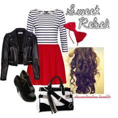 Sweet Rebel - Polyvore