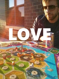 When road tripping and visiting friends, if you can bring an amazing game, like CATAN, everyone will be happier!