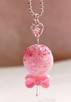 Kawaii Sparkling Lolita Candy Necklace