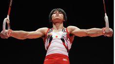 Kohei Uchimura wins 2nd consecutive all-around title! http://tw.nbcsports.com/xX0K
