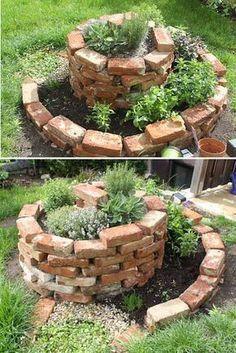 Der Garten Krauter Garten Krauter Garten Garten Hochbeet Garten Ideen