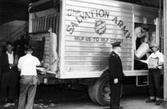 Vintage #salvationarmy truck. Early 1900's