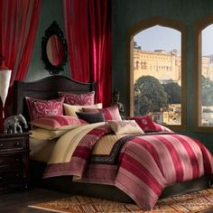 Artology Sari Comforter Set - BedBathandBeyond.com