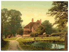 new to site Tunbridge Wells, Farmhouse near, England