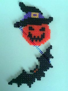 Selene : Collección Halloween en Hama Beads