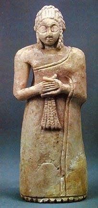 Khafaje 2750 B.C. woman