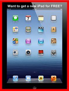 #iPad - I want one sooo bad!