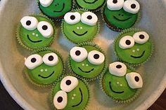 Frosch-Muffins 1