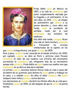 Biografía de Frida Kalho
