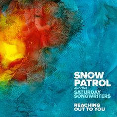 """Reaching Out To You"" de Snow Patrol The Saturday Songwriters añadida a mi lista 2020 en Spotify #música #playlist #canciones #spotify #singles #2020"