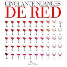 En #Bourgogne, on est plus Red que Grey :-D  #Vins #50ShadesOfGrey