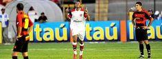 Melhor que Eto'o, Obina fez os 2 - 2008 - Sport 1x2 Flamengo, na Ilha do Retiro pelo Brasileiro