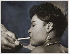 Photograph of Billie Holiday Billie Holiday, Music Pics, Jazz Music, Lady Sings The Blues, Strange Fruit, Urban Music, Vintage Black Glamour, Old School Music, Beautiful Old Woman