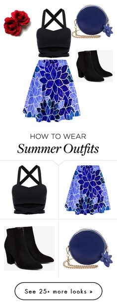 """""""Summer Outfit ( By My Cousin Addie)"""" by star63509 on Polyvore featuring Billini"""