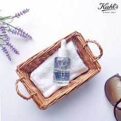 Photo Products, Beauty Products, Kiehls, Product Photography, Glowing Skin, Banners, Herbalism, Skincare, June